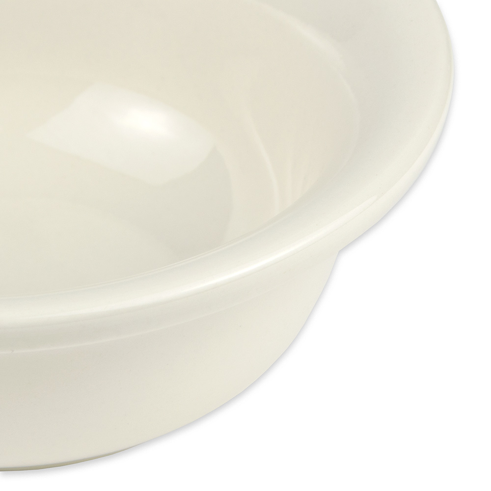 "Hall China 3920AWHA 5.875"" Round Pot Pie Baking Dish w/ 14-oz Capacity, White"