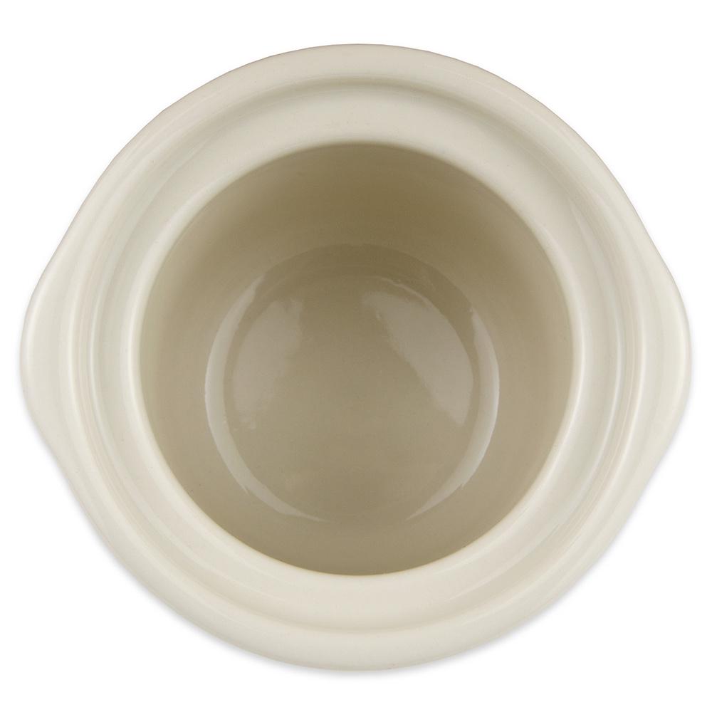 "Hall China 4700BWHA 3.75"" Round Soup Bowl w/ 8-oz Capacity, White"