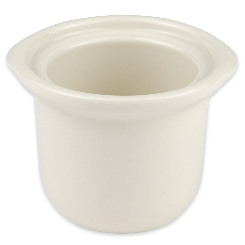 "Hall China 4700BWHA 3.75"" Round Soup Bowl w/ 8-oz Capacity, White"