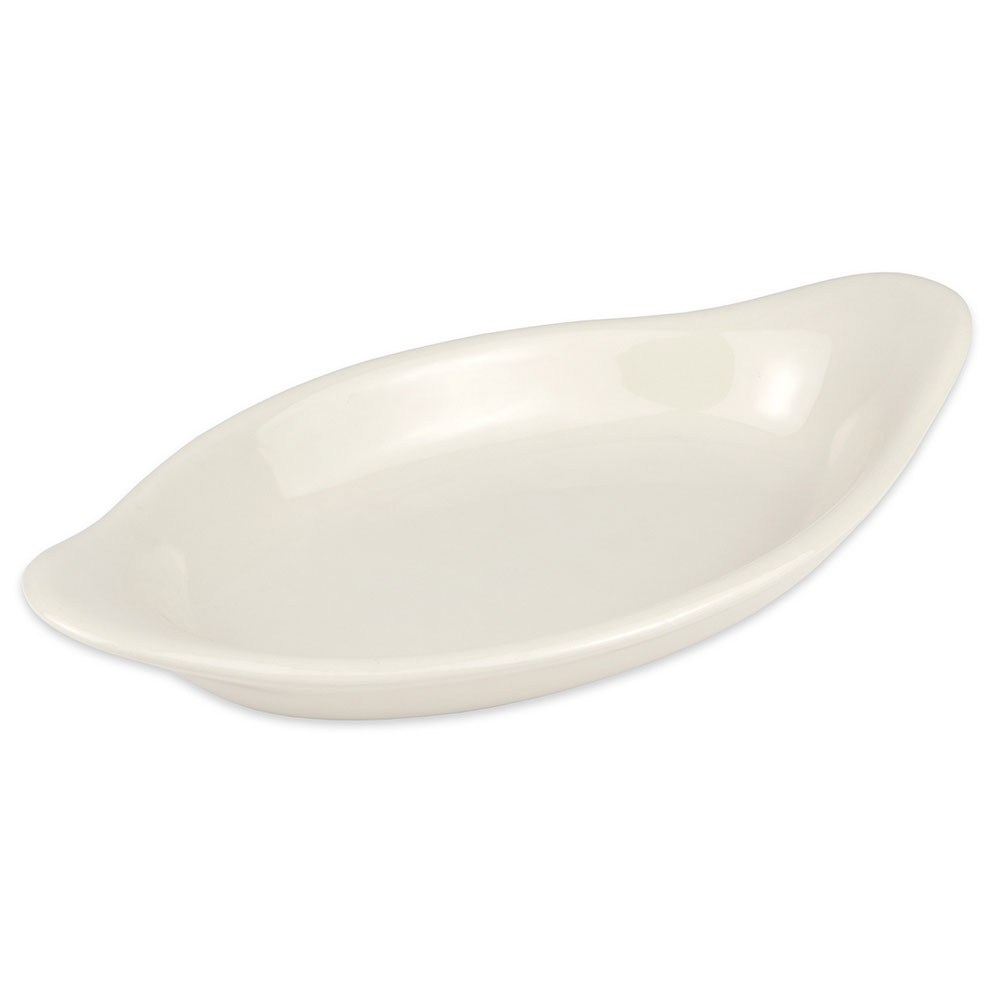 """Hall China 5200AWHA 2"""" Round Oyster Cup w/ 2-oz Capacity, White"""