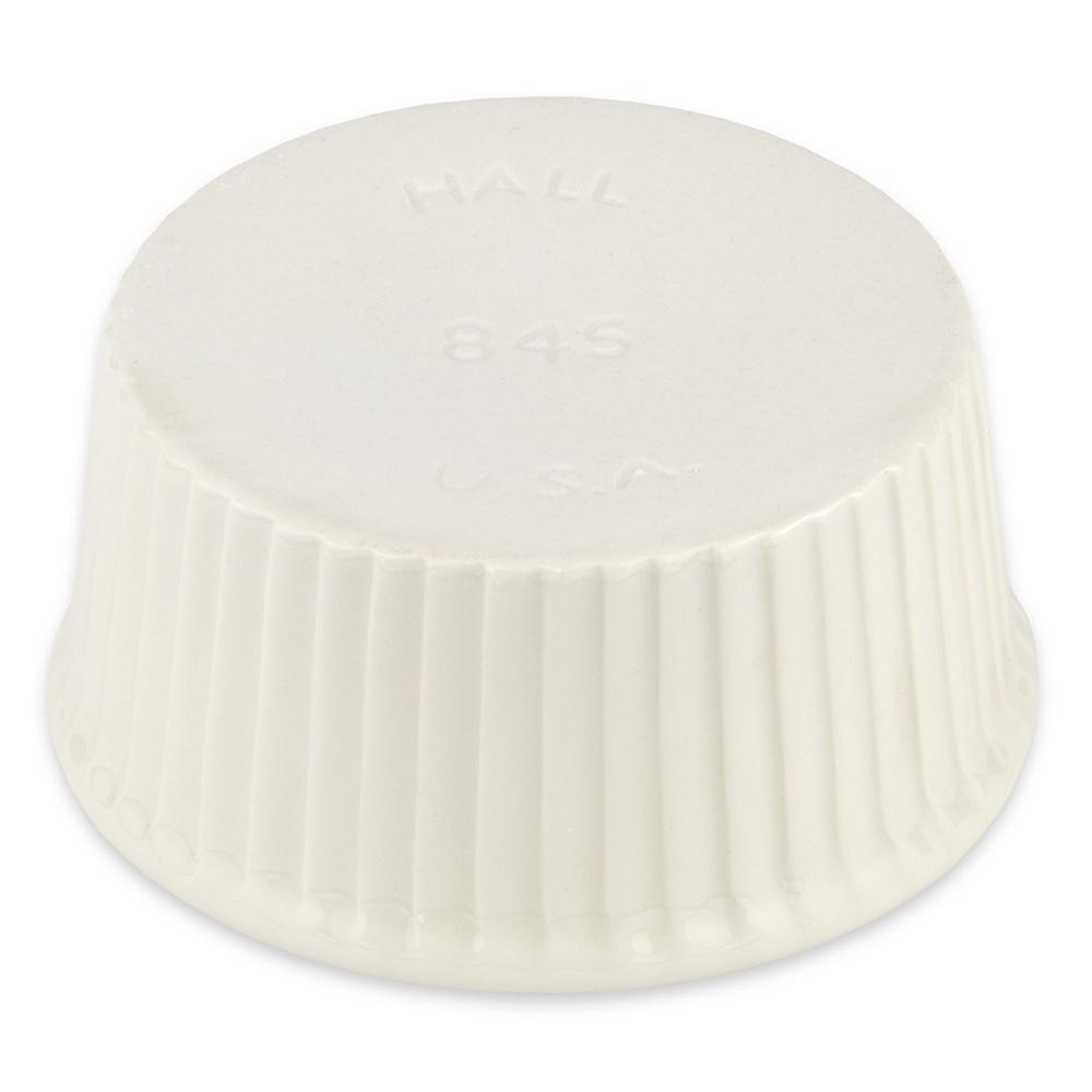"Hall China 8450AWHA 3.5"" Round Ramekin w/ 4.5-oz Capacity, White"