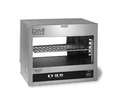 Lang 124CMPT 24-in Countertop Pass-Thru Cheesemelter w/ Wire Rack, Stainless