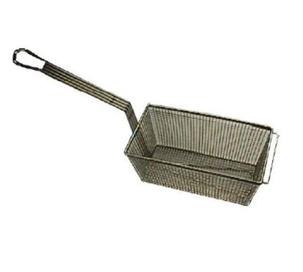 Lang 130TB Half Size Fryer Basket, Steel