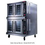 Lang ECOF-AP1 Full Size Electric Convection Oven - 208v/1ph