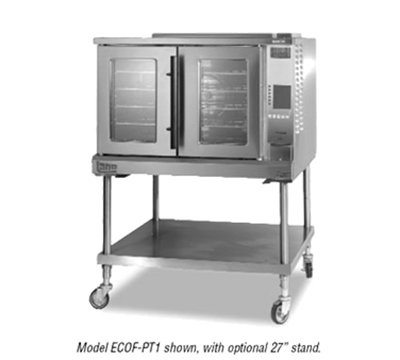 Lang ECOF-AP1 Full Size Electric Convection Oven, 208v/3ph