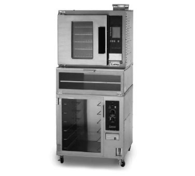 Lang MBAP2401 Micro Bakery Half-Size Oven Staging Cabinet & Proofer 240V/1ph Restaurant Supply