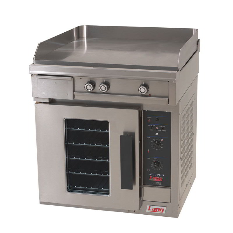 Stove With Griddle ~ Lang r c apf quot electric range with griddle v ph
