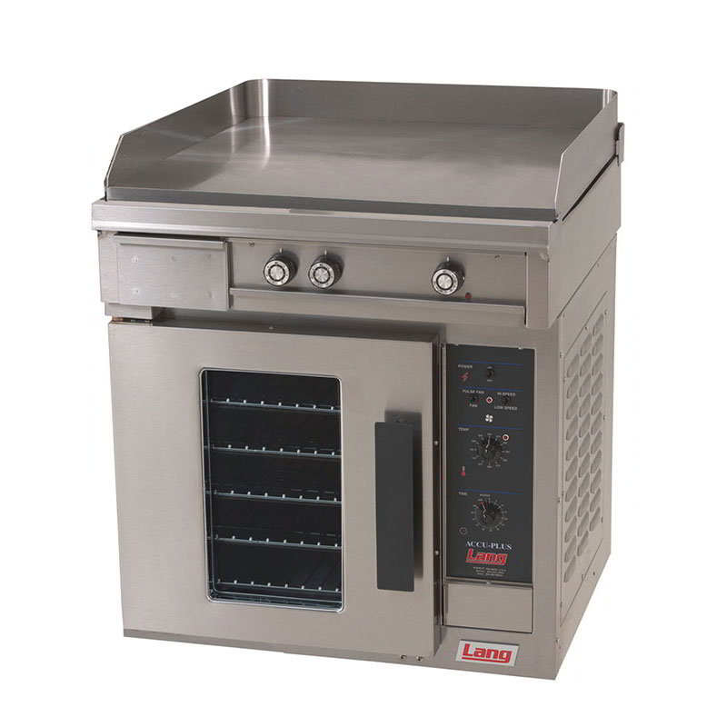 "Lang R30C-APF 30"" Electric Range with Griddle, 240v/3ph"