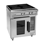 Lang RI30C-APA 2081 Floor Model Commercial Induction Range, 208v/1