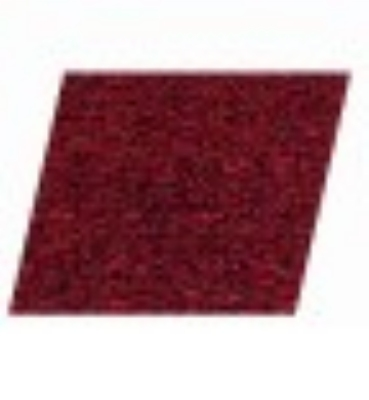 Crown GS0035CR Rely-On Olefin Wiper Mat, 3 x 5-ft, 3/8-in Thick, Red