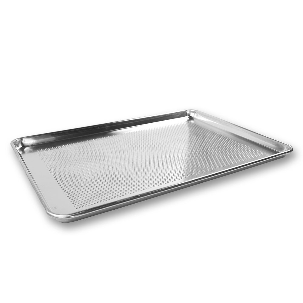 Update ABNP-50PF 1/2 Size Perforated Bun Pan - Aluminum