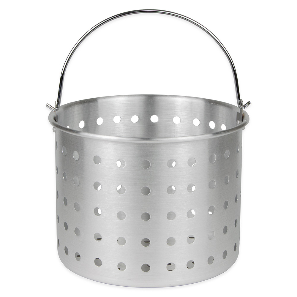 Update International ABSK-20 20-qt Steamer Basket - (APT-20) Aluminum