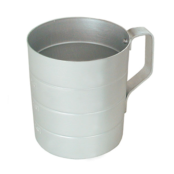 Update ADME-20 2-qt Dry Measuring Cup - Aluminum