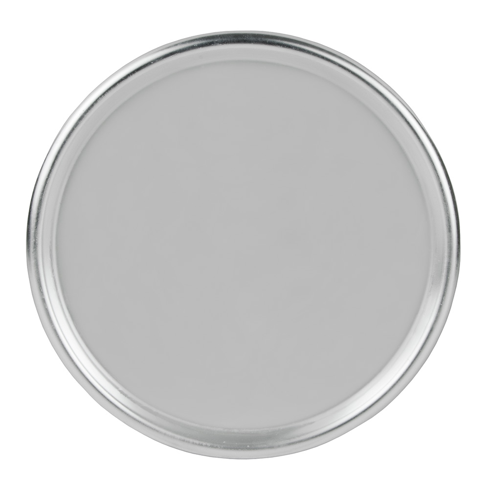 "Update ADPC-48 7-1/4"" Pizza Dough Pan Cover - Aluminum"