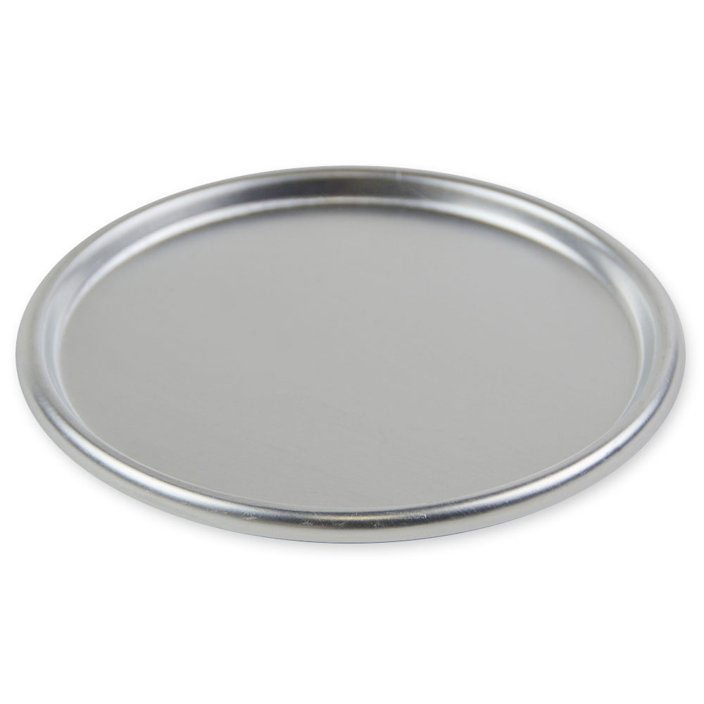 "Update ADPC-96 9.5"" Pizza Dough Pan Cover - Aluminum"