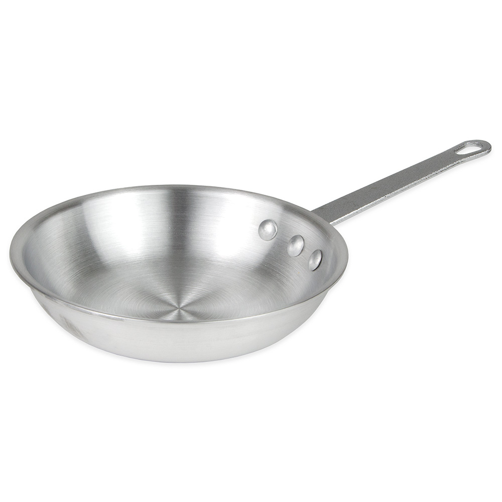 "Update AFP-08 8"" Fry Pan - Steel Handle, Aluminum"