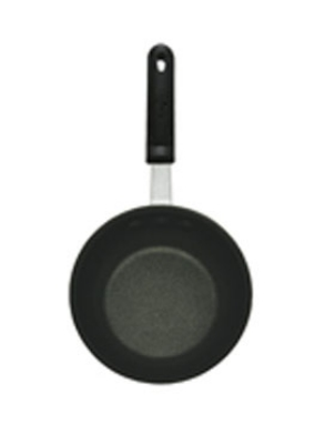 "Update International AFQ08H 8"" Quantum2 Fry Pan - Coated, Molded Handle, Aluminum"