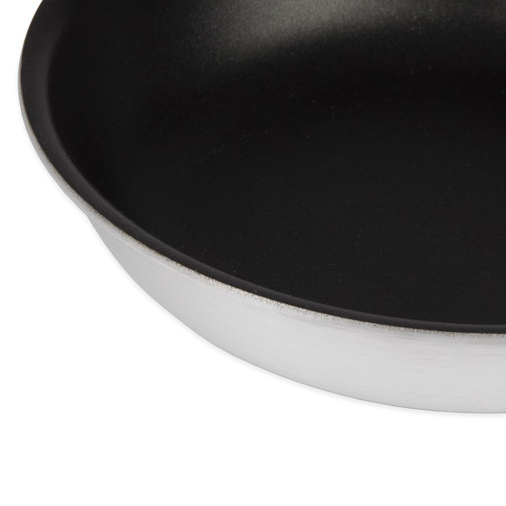 """Update AFX-07 7"""" Aluminum Frying Pan w/ Solid Metal Handle"""