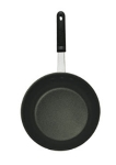 "Update International AFX12H 12"" Eclipse Fry Pan - Coated, Molded Handle, Aluminum"
