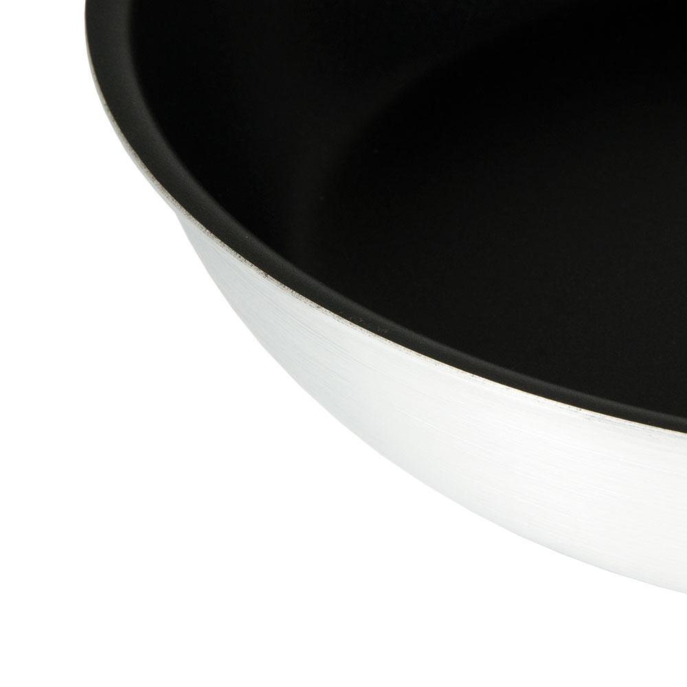 """Update AFX-14 14"""" Aluminum Frying Pan w/ Solid Metal Handle"""