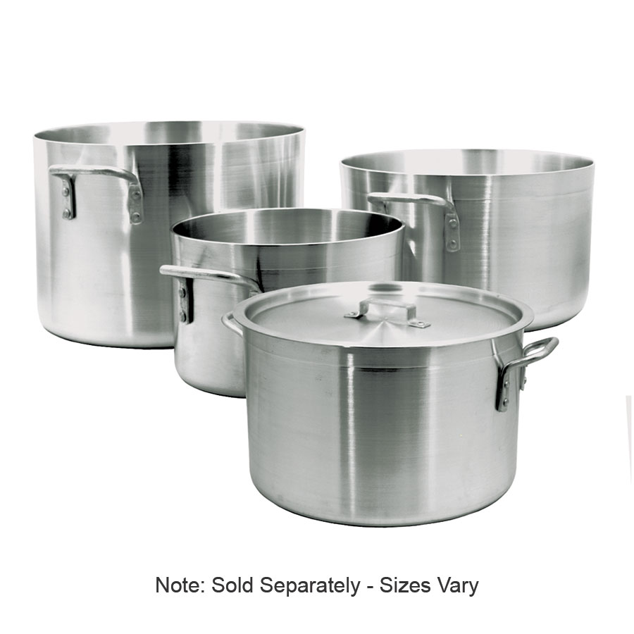 Update International ALP-14 14-qt Saucepan - Aluminum