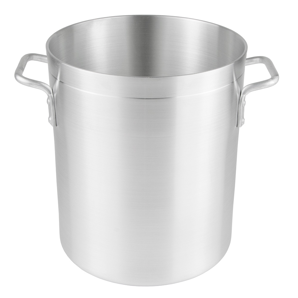 Update International APT-16 16-qt Stock Pot, Aluminum
