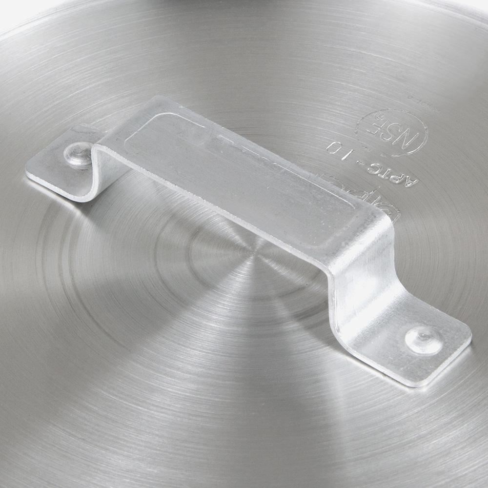 """Update APTC-10 10.75"""" Stock Cover, Aluminum"""