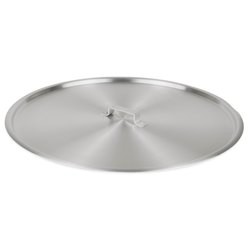 "Update APTC-140HD 22.37"" Stock Pot Cover, Aluminum"