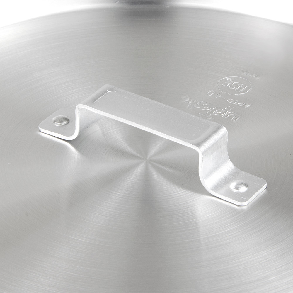 """Update APTC-40 14.75"""" Stock Pot Cover, Aluminum"""