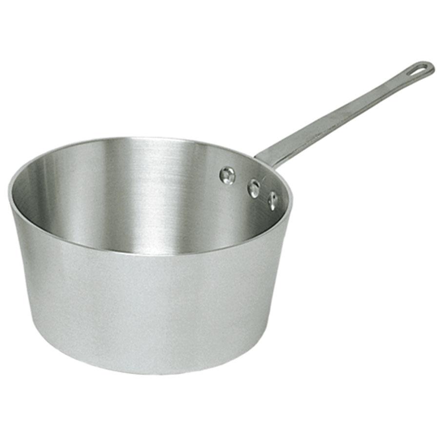 Update ASP-10 10-qt Aluminum Saucepan w/ Solid Metal Handle