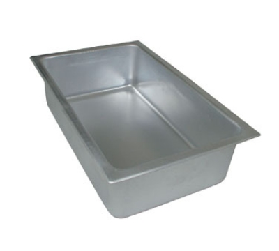 "Update International AWP-6N Spillage Pan - 20-5/8x12-7/8x6-1/8"" Aluminum"