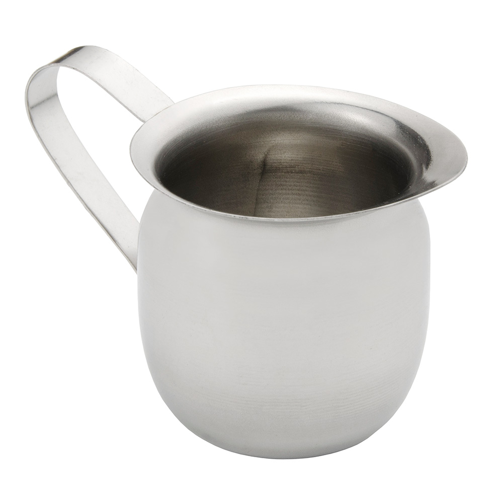Update BC-5 5-oz Bell Creamer - Stainless