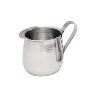 Update International BC-3 3-oz Bell Creamer - Stainless