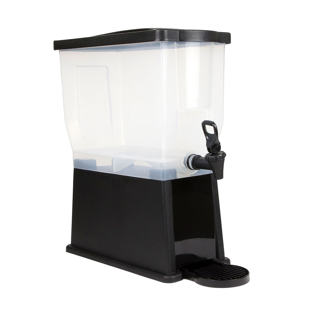 Update BDP-3G 3-gal Beverage Dispenser - Drip Tray, Labels, Plastic