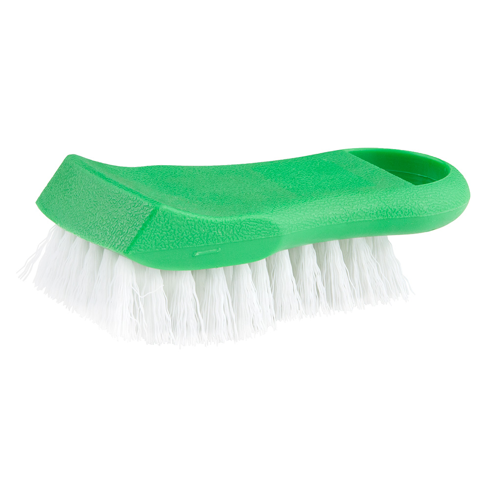 "Update BRP-GR 6"" Cutting Board Brush - Green"