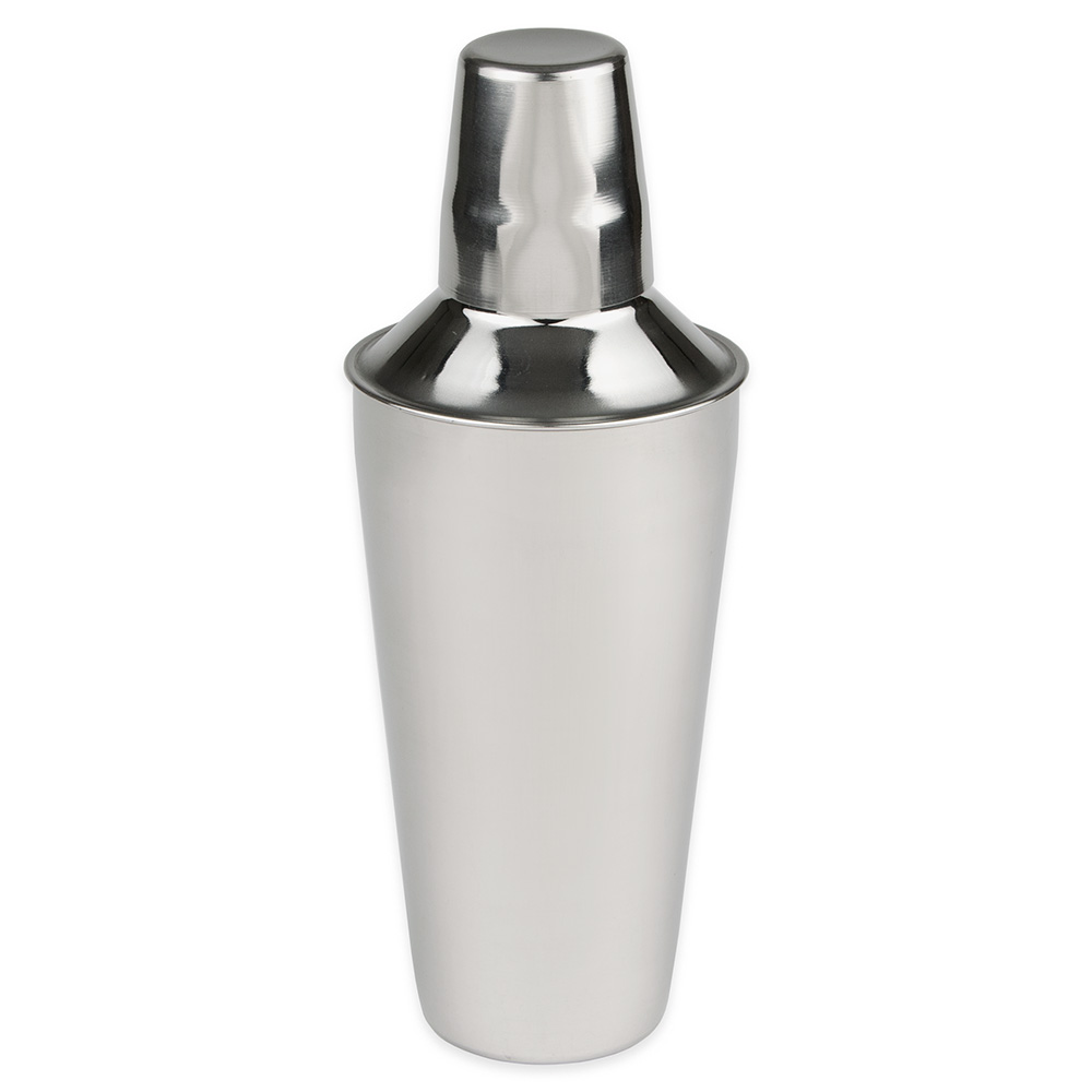 Update BSH-3P 28-oz Bar Shaker - 3-Piece, Stainless