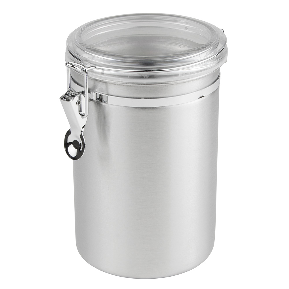 Update CAN-8AC 70-oz Storage Canister - Stainless/Plastic Lid