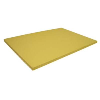 "Update International CBR-1218 Cutting Board - 12x18x1/2"" Synthetic Rubber"