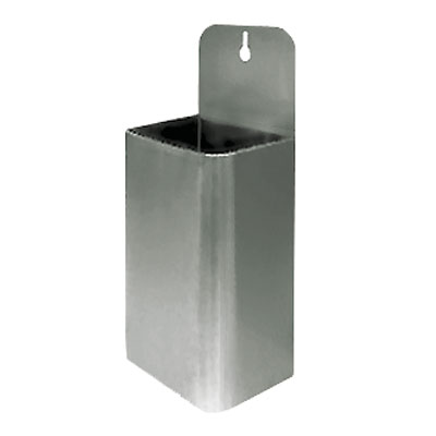 "Update International CC-14 Bottle Cap Catcher - 10x5-3/8"" (BO-WM)"