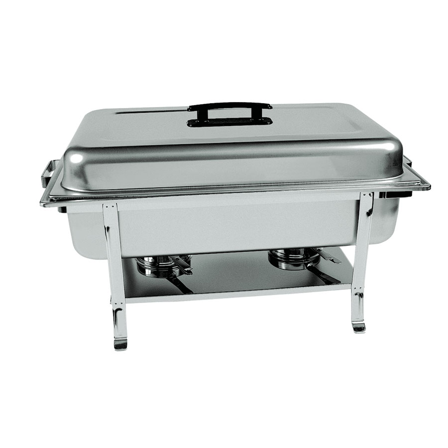 Update CC-5P Continental Full Size Chafer With Welded Leg Restaurant Supply