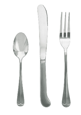 Update International CH-97H Chelsea Oyster Fork - 18/0 Stainless