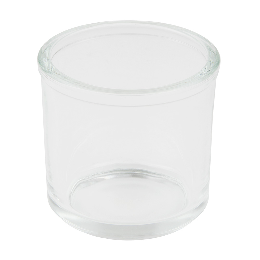 Update International CJ-7GL 7-oz  Condiment Jar - Glass