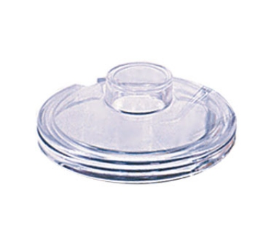 Update International CJ-7LID Condiment Jar Cover for CJ-7AC - Plastic