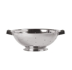 Update International COL-80 8-qt Colander - Stainless