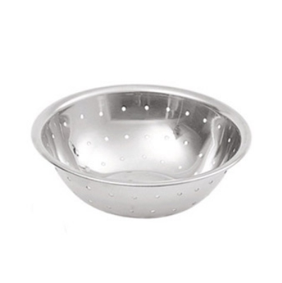 Update International MBH-200 2-qt Perforated Mixing Bowl - Stainless