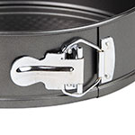"""Update CPSF-09 9"""" Round Spring Form Cake Pan - Nonstick, Carbon Steel"""