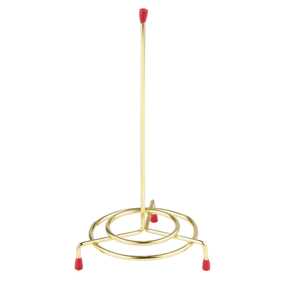 "Update CS-36 6"" Wire Check Spindle - Brass Plated"