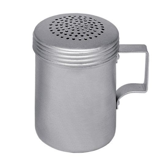 Update DR-AL 10-oz Dredge/Shaker with Handle - Aluminum