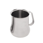 Update EPB-24M 24-oz  Espresso Milk Pitcher - Measuring Scale, Stainless