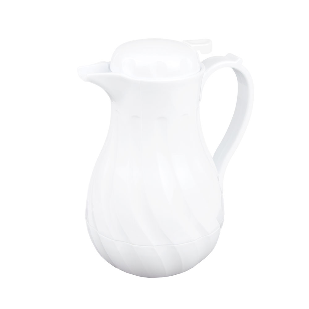 Update F3022/40 42-oz Beverage Server - Push Button Top, White